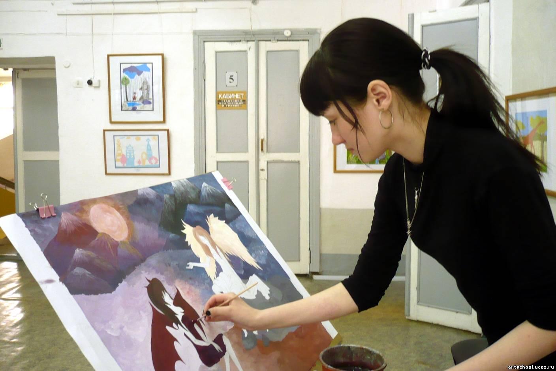 дипломные работы Мая Художественная школа города Камышлова дипломные работы Малагамба Тома